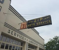 Zip Auto Service, Missoula Montana.  August 7 2016.