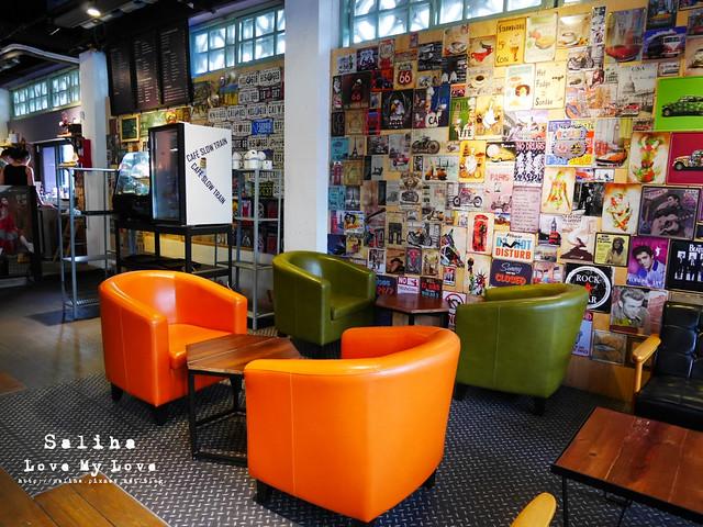 宜蘭火車站附近餐廳推薦下午茶小火車咖啡館 (19)