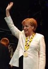 Merkel Charlemagne Prize
