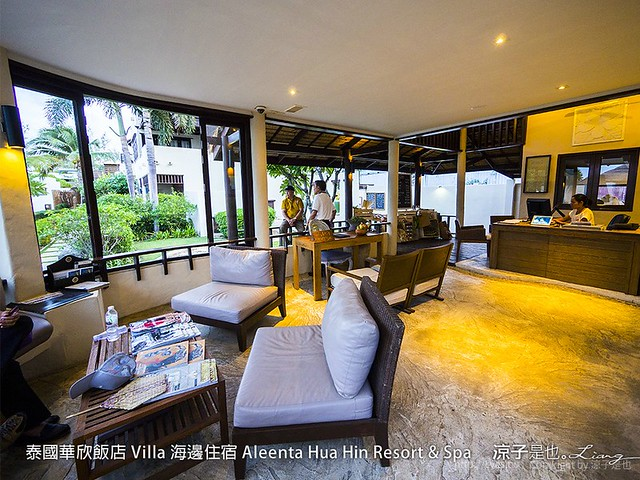 泰國華欣飯店 Villa 海邊住宿 Aleenta Hua Hin Resort & Spa 4