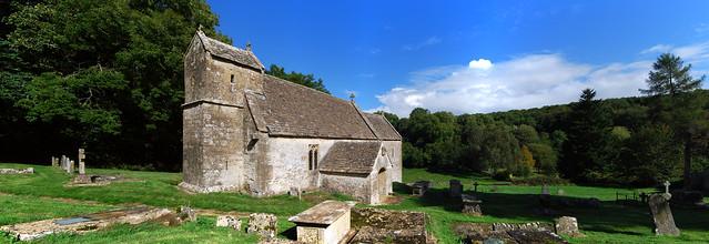 St Michael's Church, Duntisbourne Rouse, Gloucestershire, England (3)