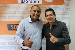 Solidariedade de Queiróz-SP tem novo presidente municipal