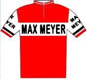 Max Meyer - Giro d'Italia 1968