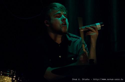 Lars Brand / Michael Schulte & Band (SAD_20141118_NKN04697)