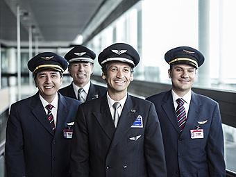 Pilotos LAN y TAM - LAN y TAM (LATAM Airlines)