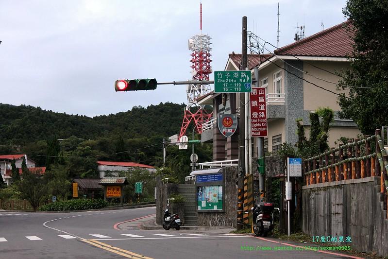 。台北。日出私房景點推薦-二子坪