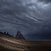 Shiprock Storms by tobyharriman