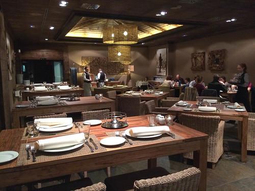 Restaurante La Fondue - Hotel Val de Neu - Baqueira
