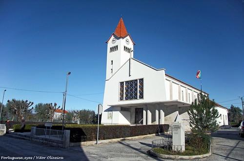 Igreja Matriz de Póvoa da Rainha - Portugal
