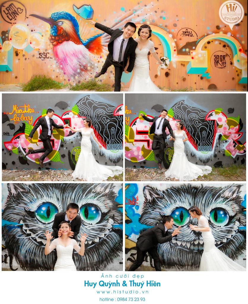 Ảnh cưới đẹp Quỳnh Hiền