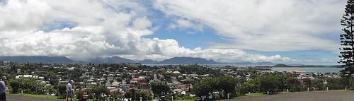 panorama clouds view himmel wolken aussicht newcaledonia noumea cloudsstormssunsetssunrises montcoffyn