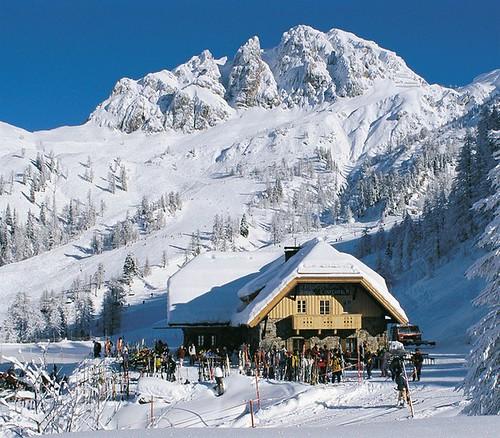 6=5: šestidenní skipas do rakouského NASSFELDu za cenu 5 dnů od 15.3. do 12.4.2015. Platba až na místě!