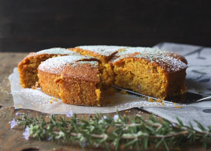 Pumpkin Cake 7