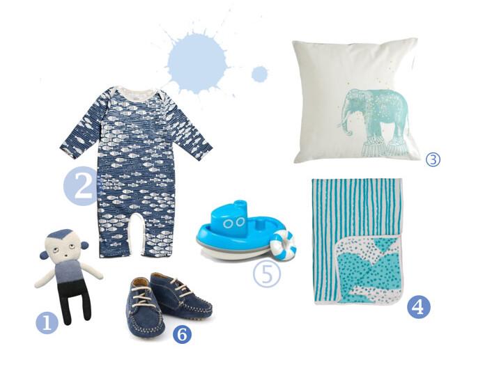 Paul&Paula blog: all about blue