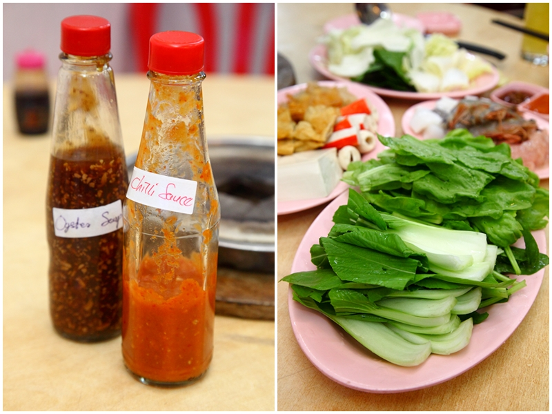 Vegetable Oyster Sauce