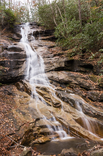 Jones Gap Falls - 2