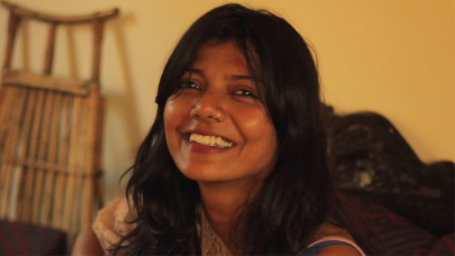 Indian singer Nimisha Shankar - 5