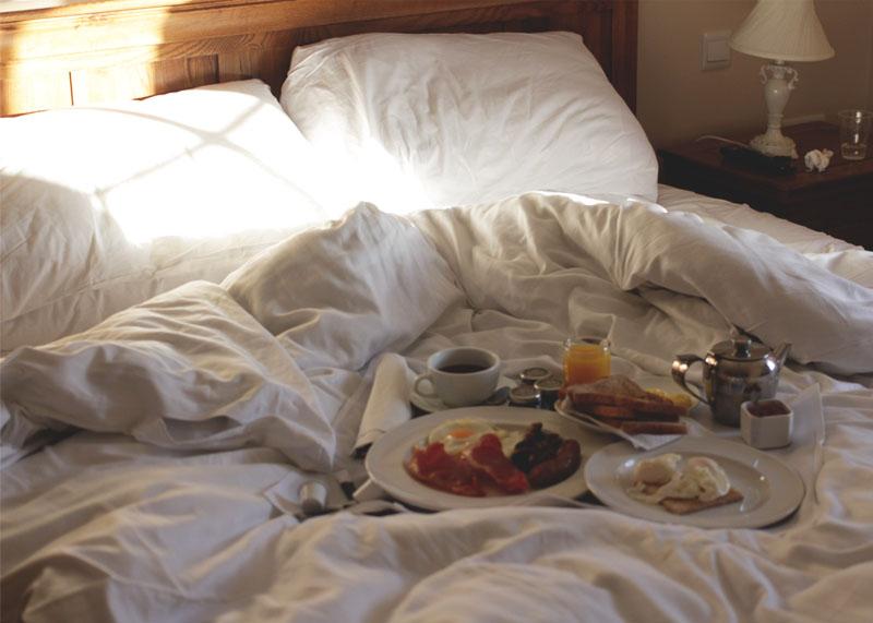 breakfast, ox pasture hall