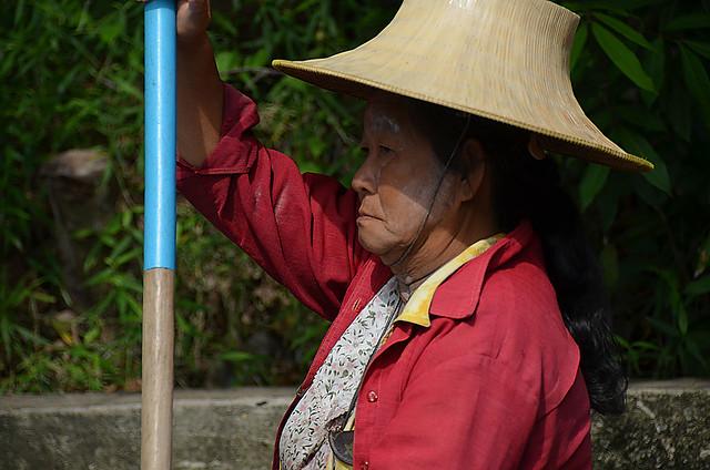 Señora tailandesa