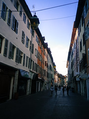 Annecy side streets