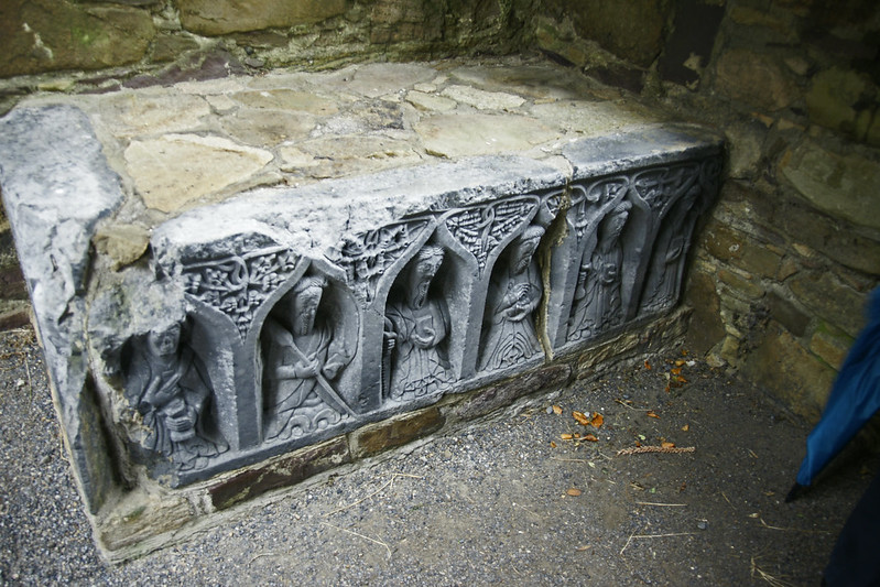 Tomb at Jerpoint Abbey