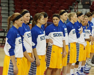 University of Arkansas Basketball vs South Dakota State