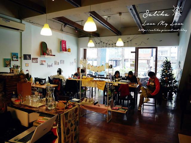 台北師大夜市下午茶咖啡館推薦紙飛機cafe (6)
