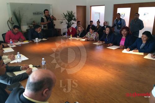 Gallardo Cardona pidió licencia a la presidencia de soledad