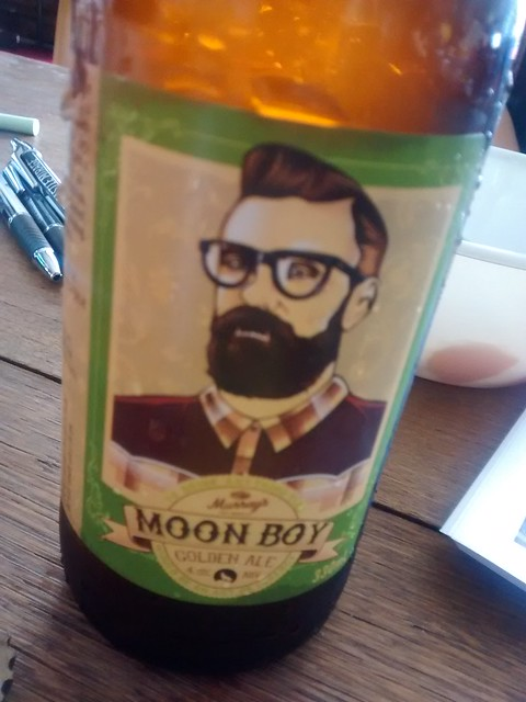 moon boy Murrays beer