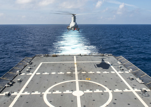 Rough Riders Take the Reins Aboard USS Fort Worth (LCS 3)