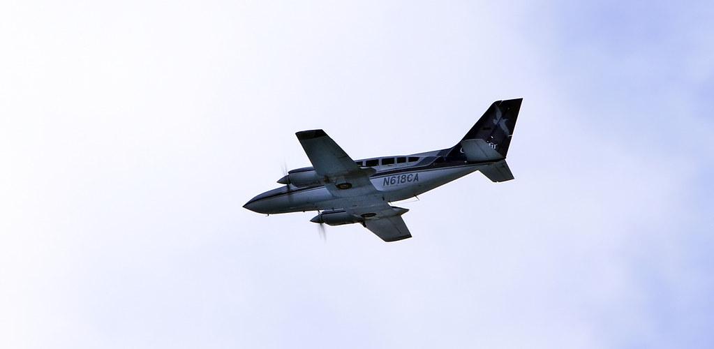 N618CA - C402 - Cape Air