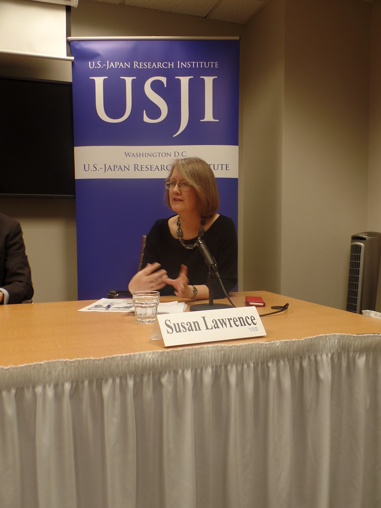 Susan Lawrence (Commentator) Specialist in Asian Affairs, Congressional Research Service(CRS)