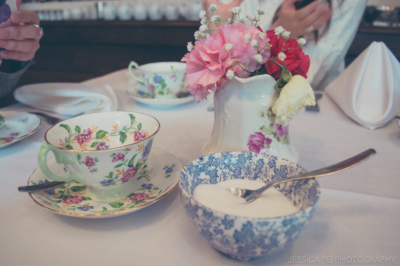 Tea Cups - London Tea Room St. Louis