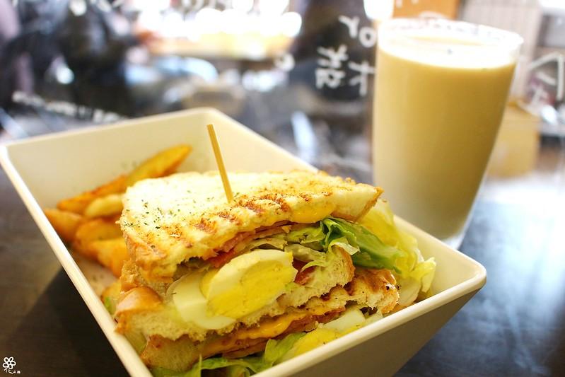 板橋豐滿早午餐 (22)