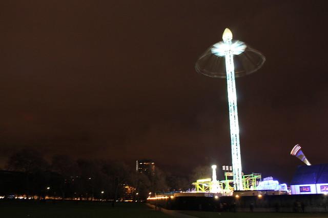 倫敦-冬季海德公園-17度C火車遊英國 (22)