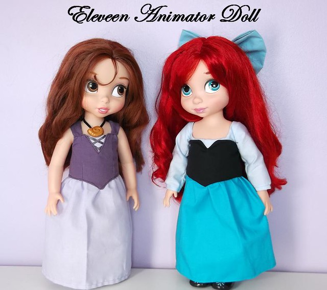 [Créations] Eleveen Animator Doll : Confections *News : Anna tenue Hiver et Kiki Animator* 16125108076_98f611ecf1_z