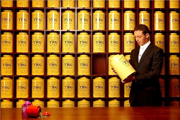 台北下午茶微風TWG02