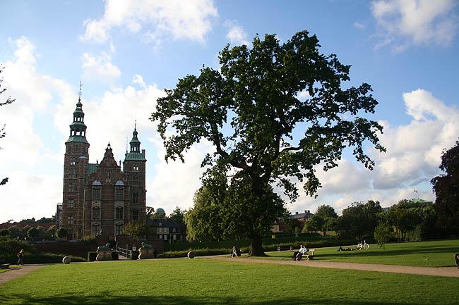 Castillo de Rosenborg. © Paco Bellido, 2007