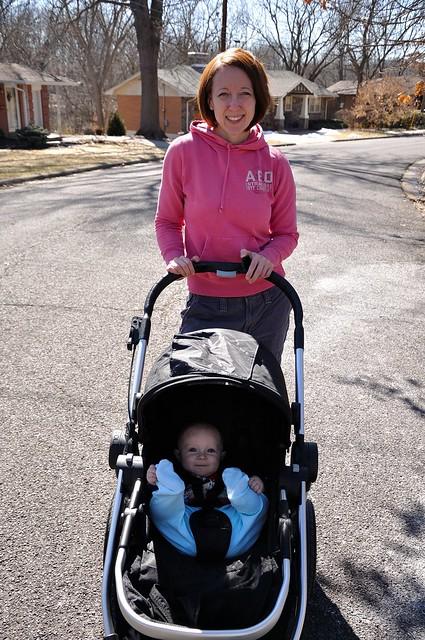 Stroller Walk - 6 months