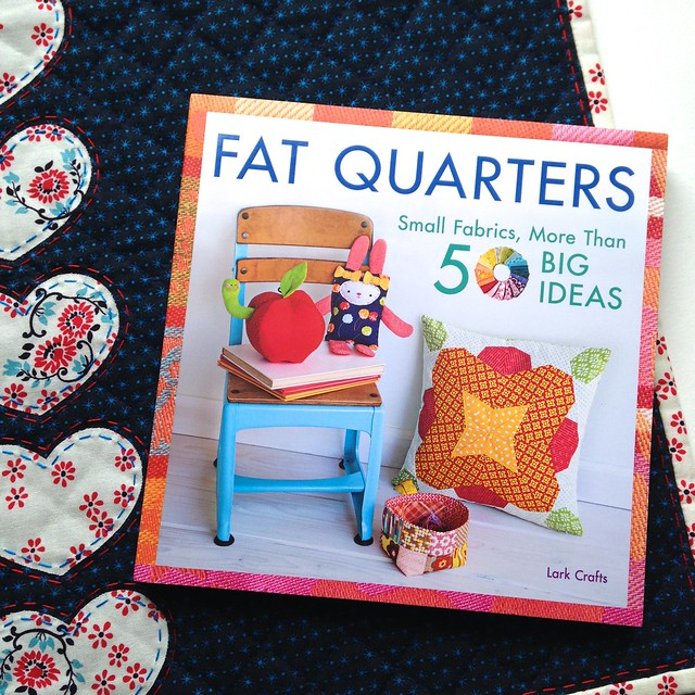 Fat Quarters - Lark Crafts - Giveaway!