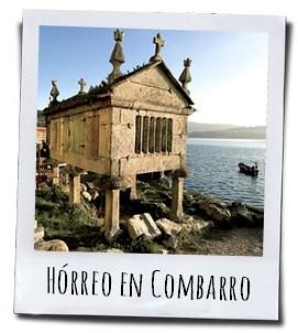 Combarro, een van de mooiste dorpen aan de Galicische kust