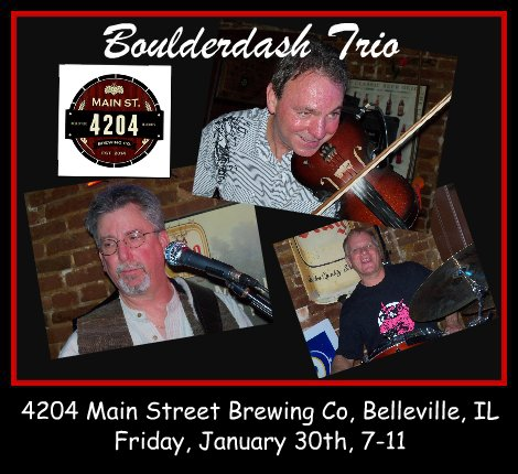 Boulderdash Trio 1-30-15