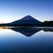 Morning of Mt.Fuji by peaceful-jp-scenery