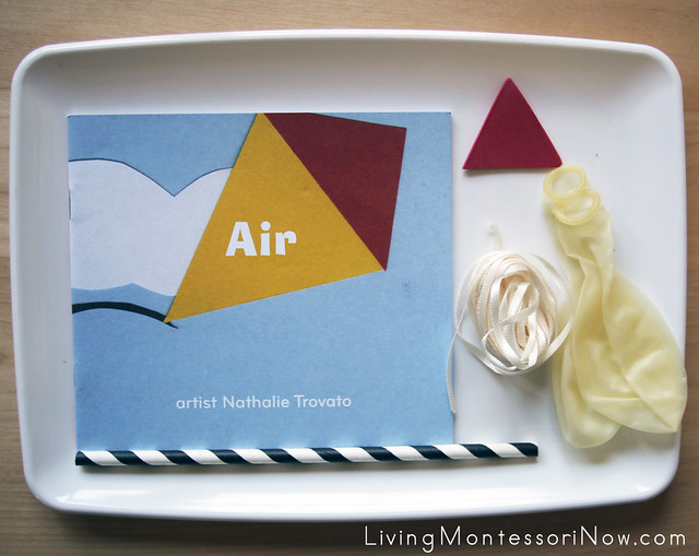 Air Book and Experiments