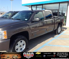 Four Stars Auto Ranch Chevrolet Buick  Chrysler Jeep Dodge Ram SRT Henrietta Texas Customer Reviews Dealer Testimonials - Adam Borgman