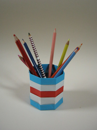 CHARLIE pencil pot