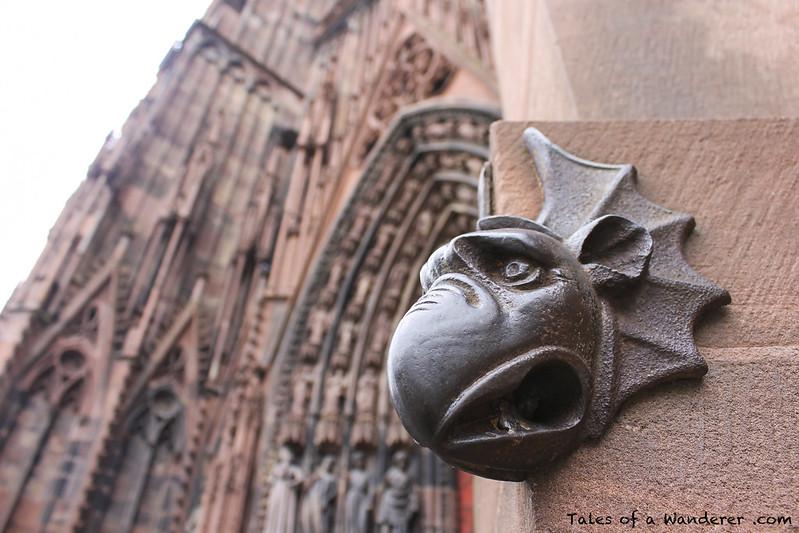 STRASBOURG - Cathédrale Notre-Dame