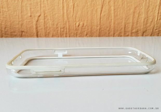 Capinha Bumper Samsung S4 Mini AliExpress