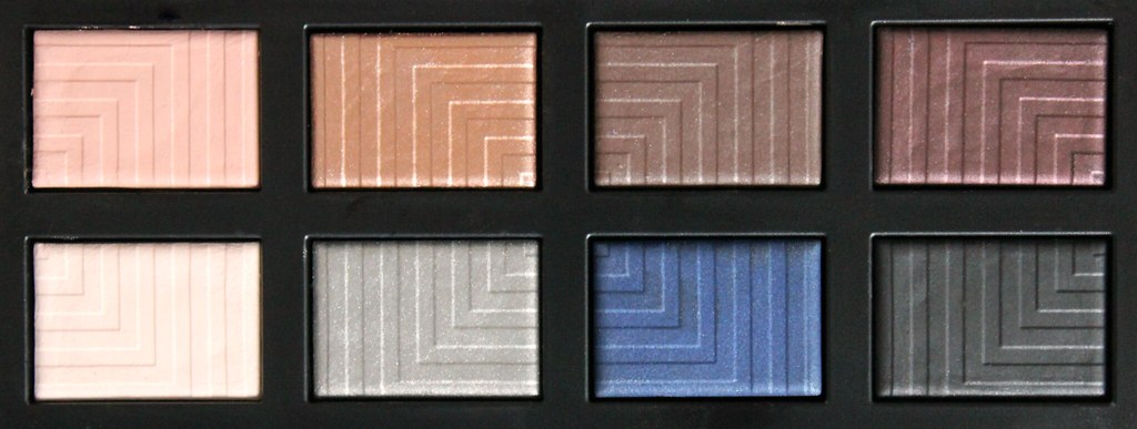 NARS Dual Intensity Eye Shadow Palette