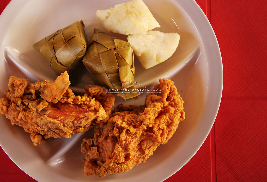 Carlito's Fried Chicken Poso hanging rice bantayan island cebu